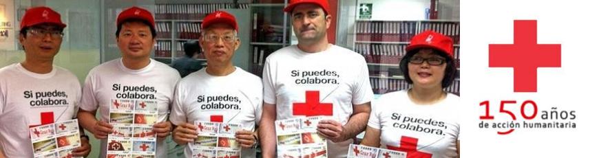 """Cruz Roja de la mano del GrupoOrient se introducen en los """"Chinos"""""""