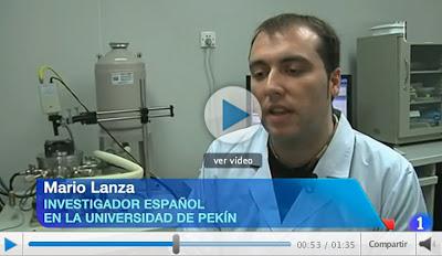 investigadores españoles cualificados en China