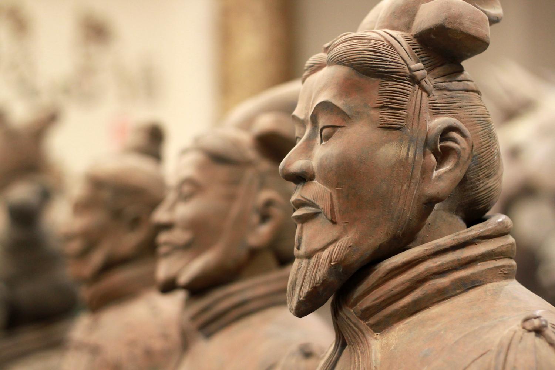 诚信基金会跟马德里西安兵马俑展合作推广中国文化 – 中国人门票有折扣