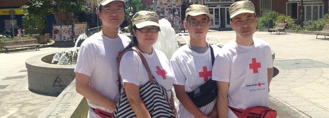 诚信基金会帮助红十字会USERA募捐活动圆满结束