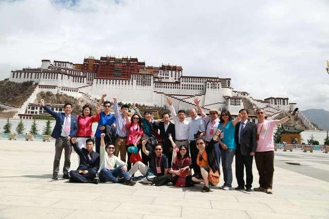 一次西藏行,一生西藏情!