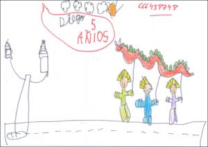 DIEGO - 5 AÑOS