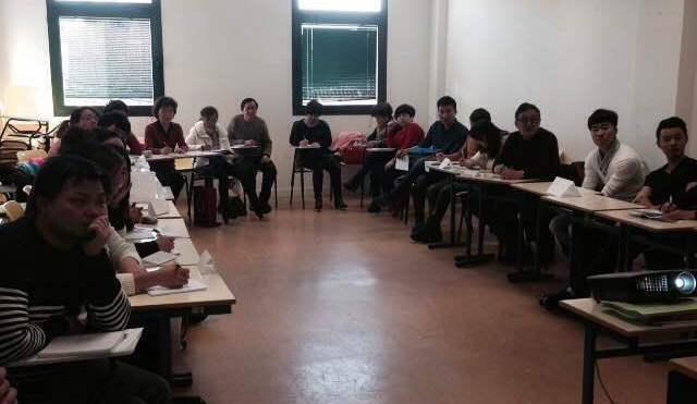 马德里大区和 NEBRIJA 大学联合免费西班牙语课程(第三批)顺利开课