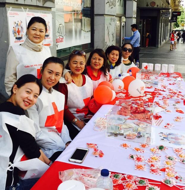 Fundación Orient - Dia de la banderita