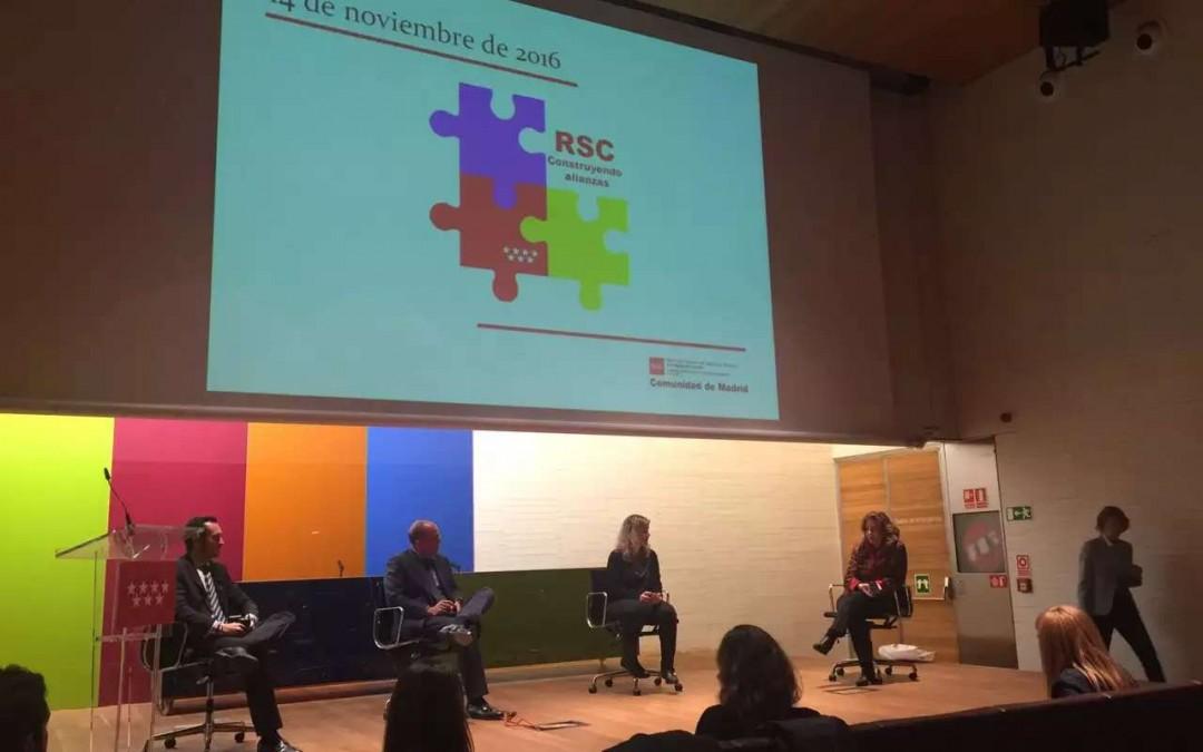 RSC Responsabilidad Social Corporativa 企业社会责任