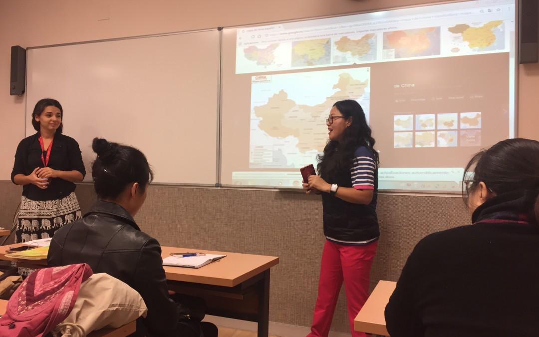 NEBRIJA 大学专门为华人设计的首个B1级西语课程顺利开课!