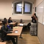 NEBRIJA 大学专门为华人设计的首个B1级西语课程顺利开课2
