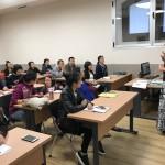 NEBRIJA 大学专门为华人设计的首个B1级西语课程顺利开课4
