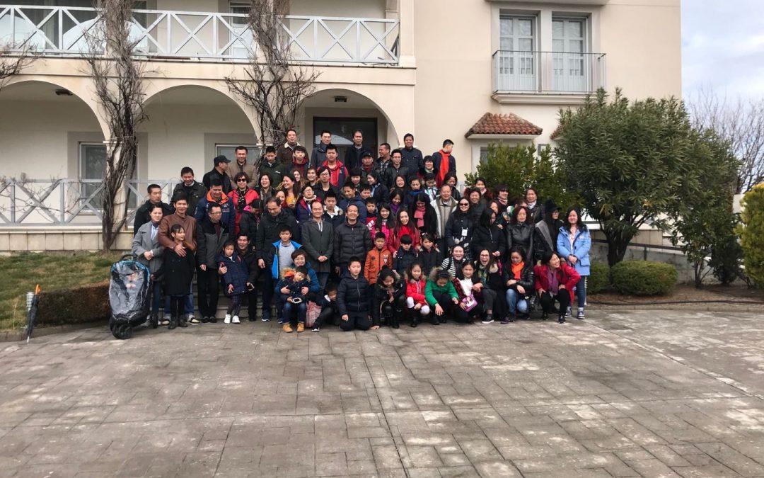 福恩城基督教生命堂2018年3月份联合团契活动圆满成功!