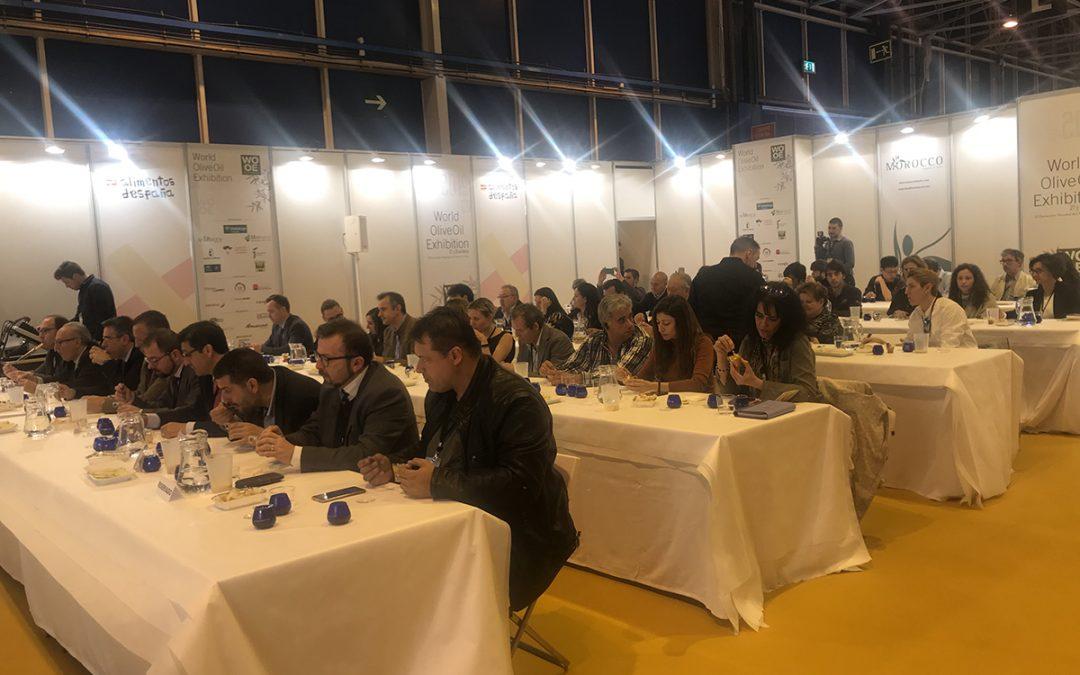 WOOE – World Olive Oil Exbibition 世界橄榄油展会在马德里举行
