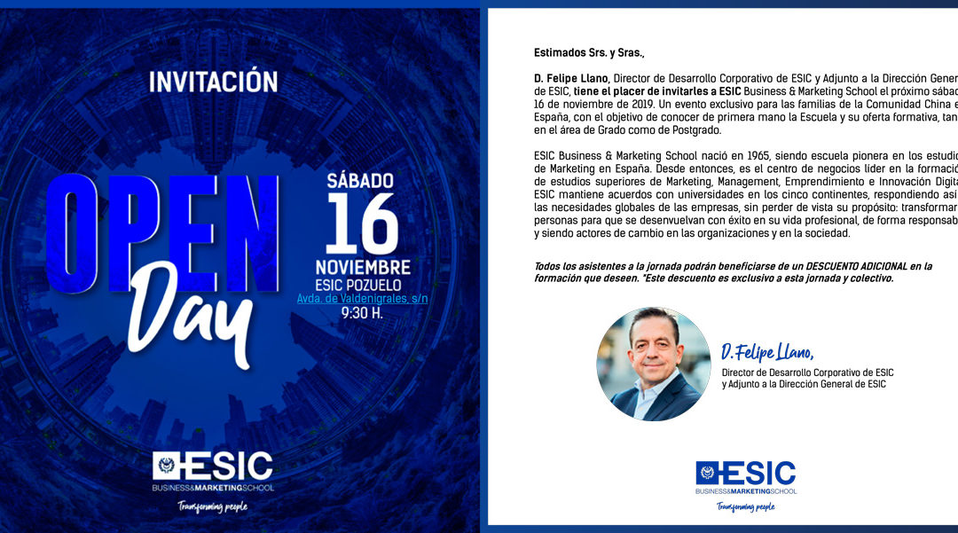 ESIC open day